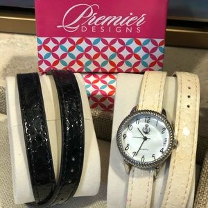 Premier Designs Time to Wrap Watch